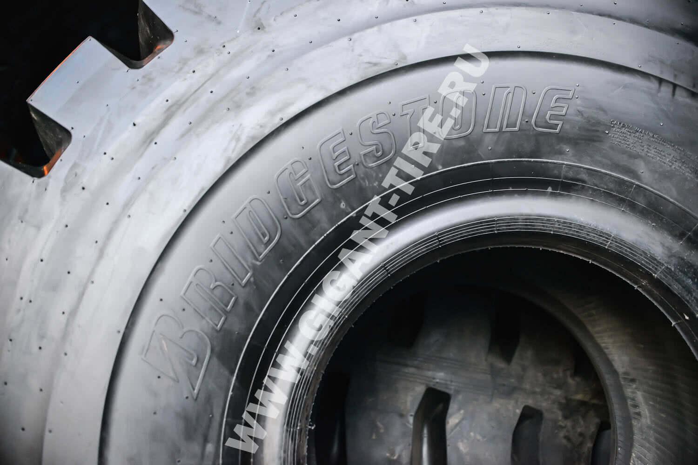 Шина Bridgestone для погрузчиков и бульдозеров 26.5R25 VSDL L-5