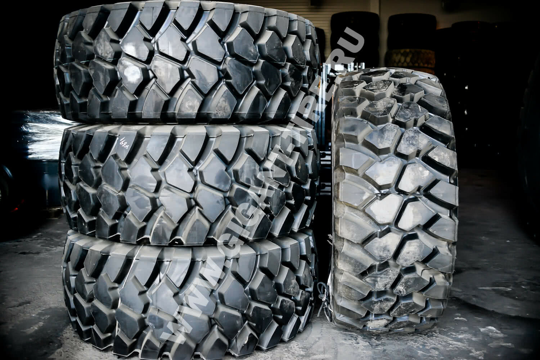 Шина Bridgestone для сочлененных самосвалов 26.5R25 VLTS E-4
