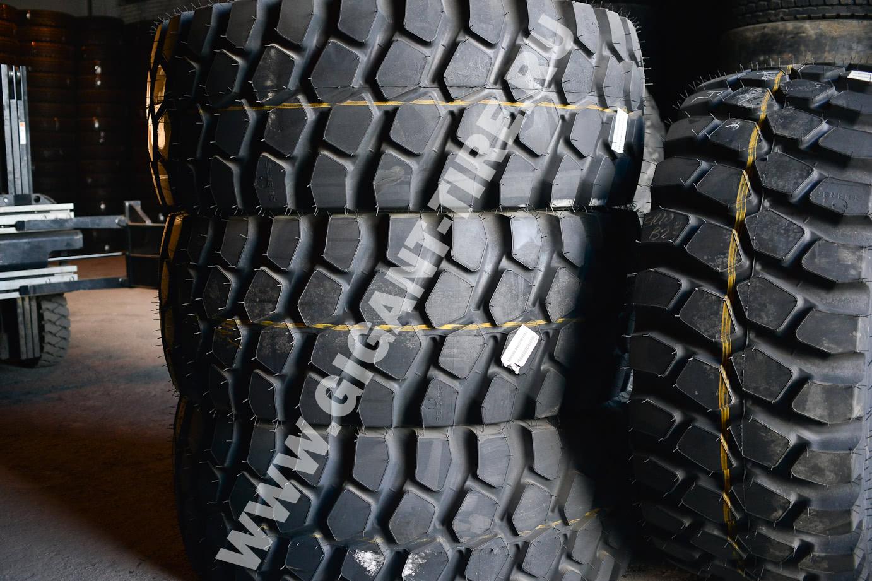 Строительные шины для фронтальных погрузчиков Titan USA 26.5R25 STL 3 L-3