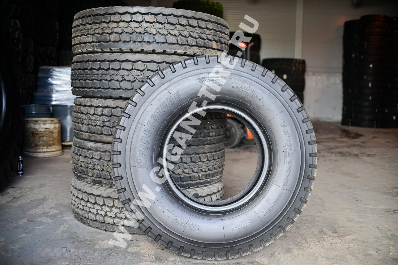 Строительные шины для автокранов Bridgestone 385/95R25 (14.00R25) VHS