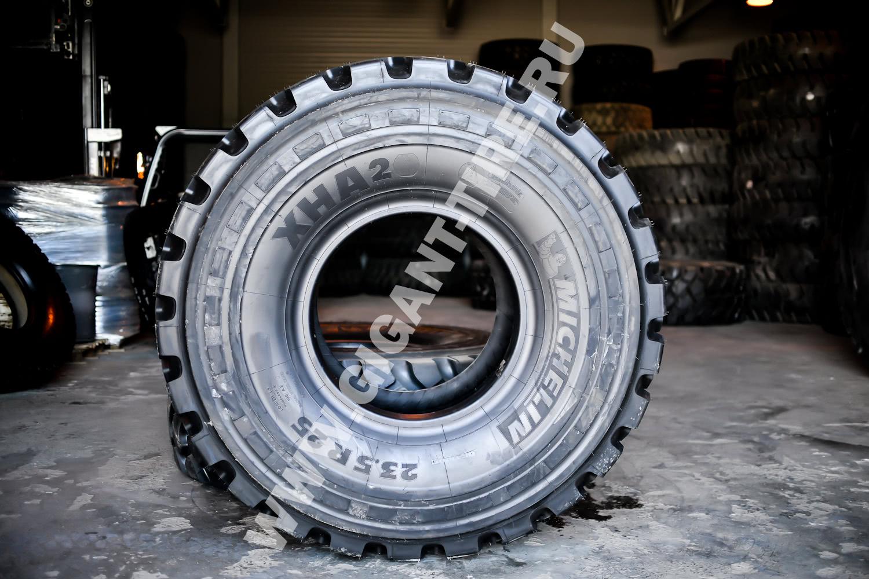 Крупногабаритные шины Michelin для фронтальный погрузчиков 23.5R25