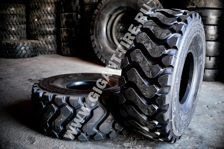 Специны Michelin для фронтальный погрузчиков 23.5R25