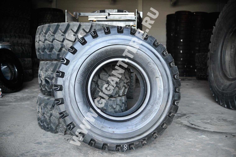 Шины Bridgestone для сочлененного самосвала 20.5R25 VLTS E-4