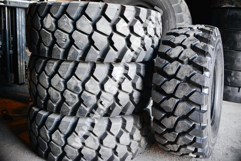 Шины Bridgestone для шарнирно-сочлененного самосвала 20.5R25 VLTS E-4