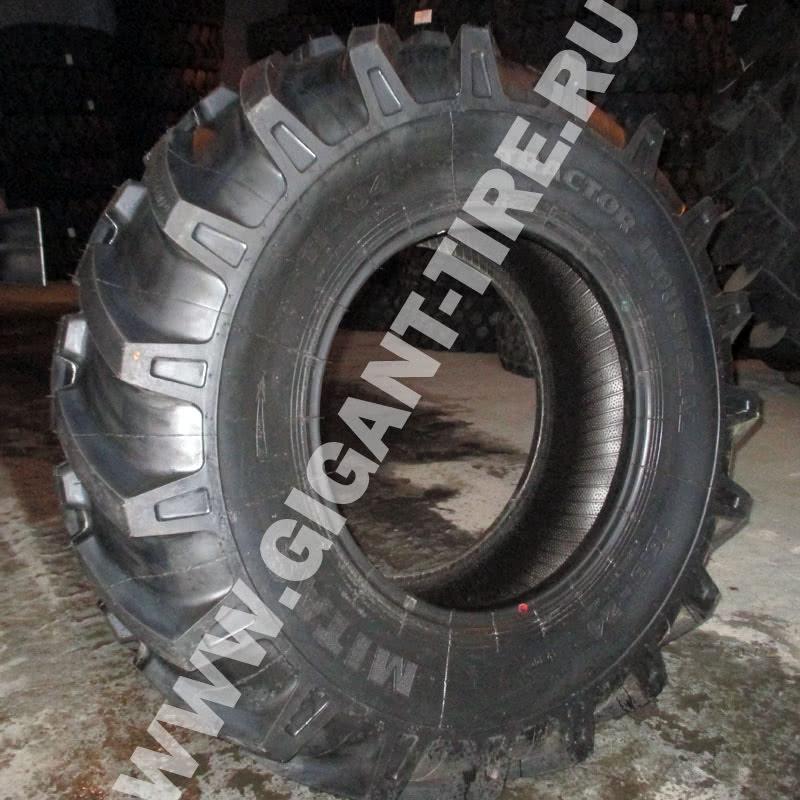 Габариты шины Michelin XAD 65 E3