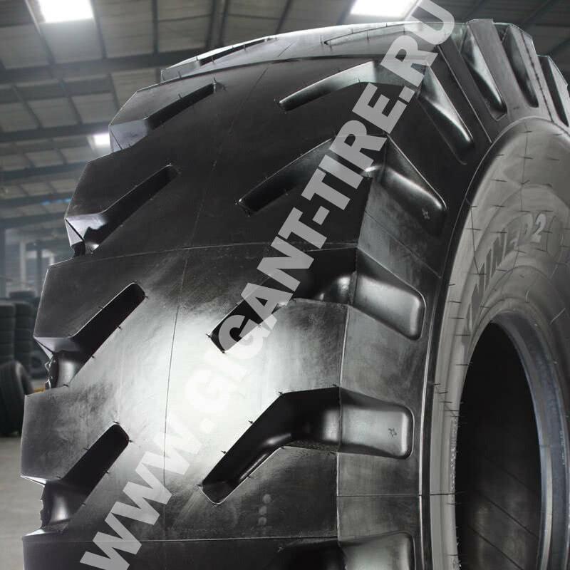 Рисунок шины Michelin 7.50 R15 X MINE D2 C1
