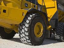 Крупногабаритные шины для карьерной спецтехники
