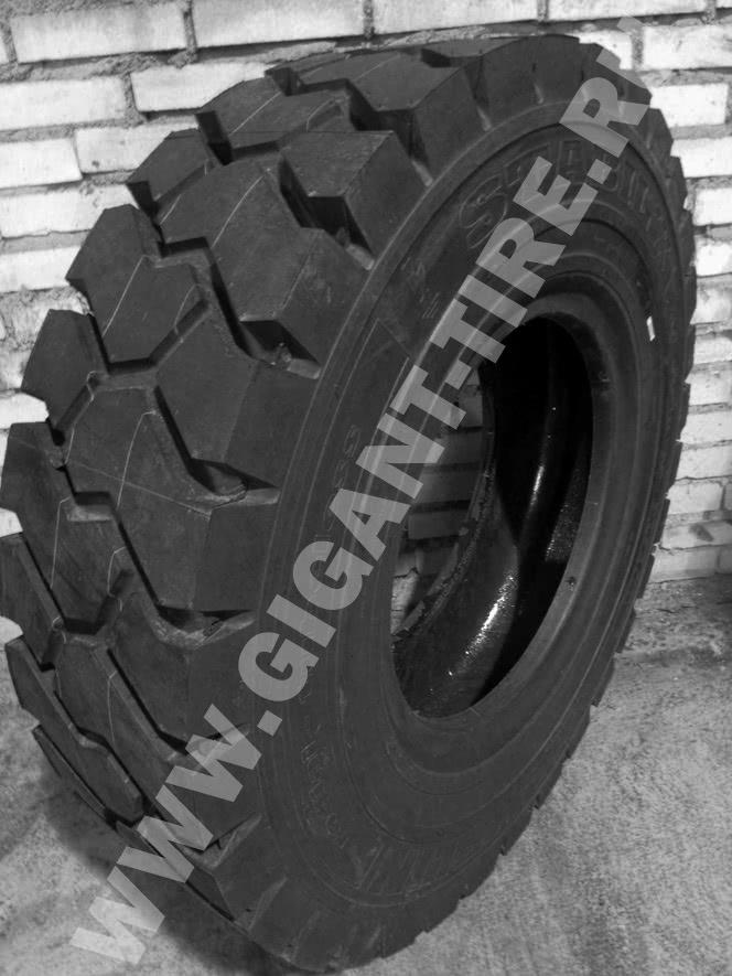 Купить шины Michelin 9.00 R20 XZM для портовых автопогрузчиков на складе в Санкт-Петербурге