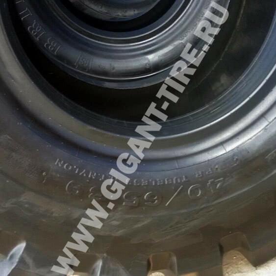 Шины Bridgestone 40/65-39 для карьерных самосвалов