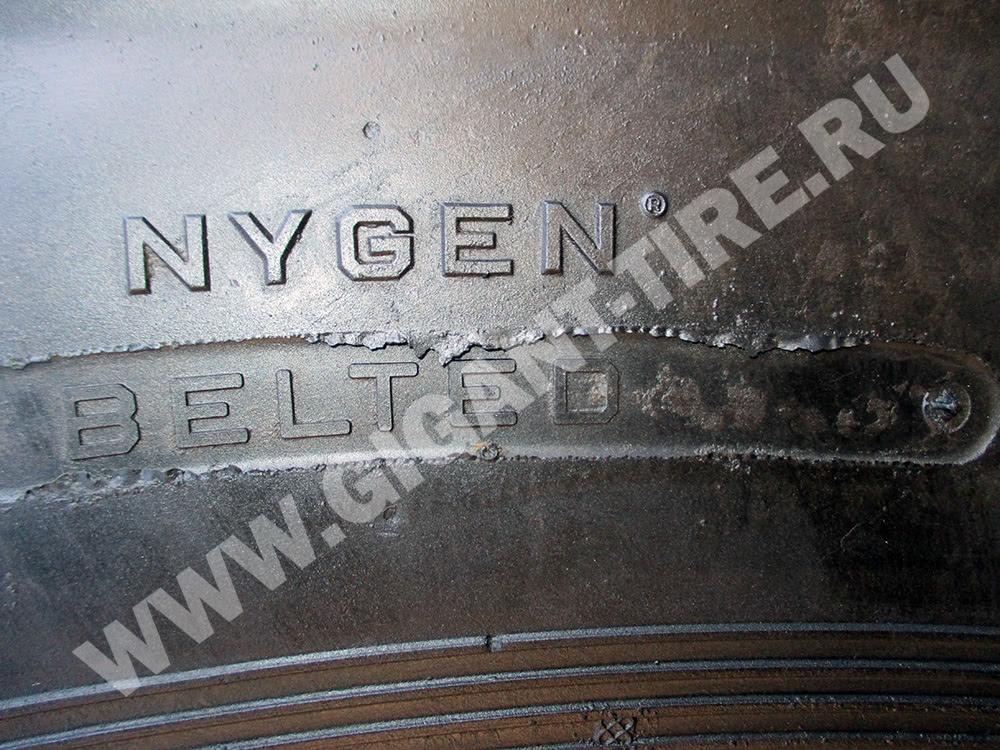 NYGEN - запатентованная система укрепления шин, которая используется при производстве американских шин GENERAL LD-250