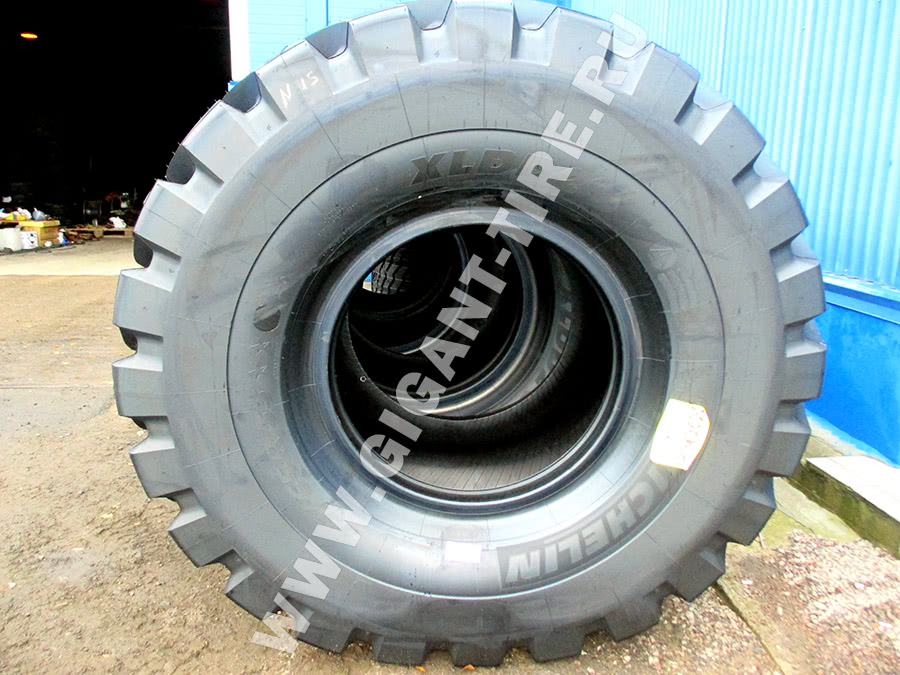 Шины Michelin 35/65 R33 XLD D2 L5