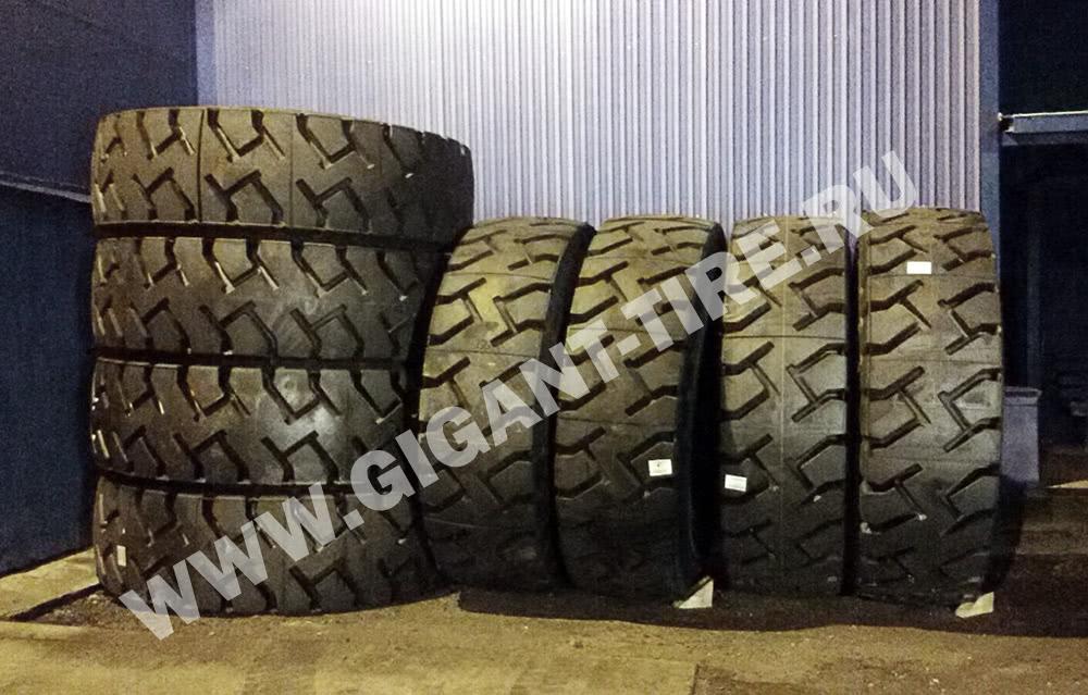 Крупногабаритные шины Michelin 24.00 R35 X-Quarry S в Санкт-Петербурге на складе
