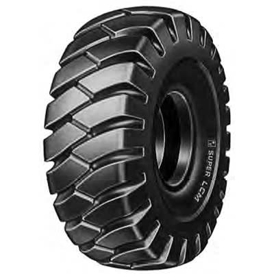 Официальный рендер резинового колеса Titan 14.00-24 ND Super LCM E-4