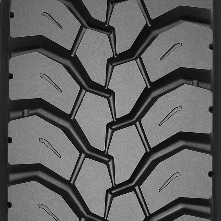 Рисунок протектора шины Michelin X Works XDY