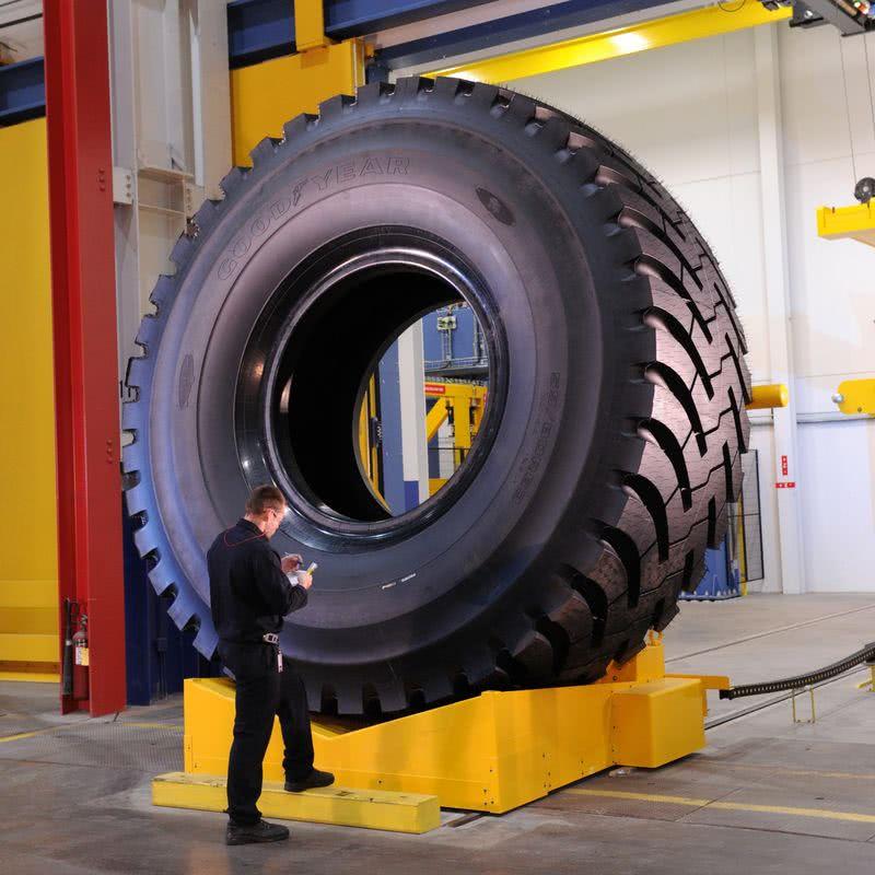 Самые большие колёса в мире