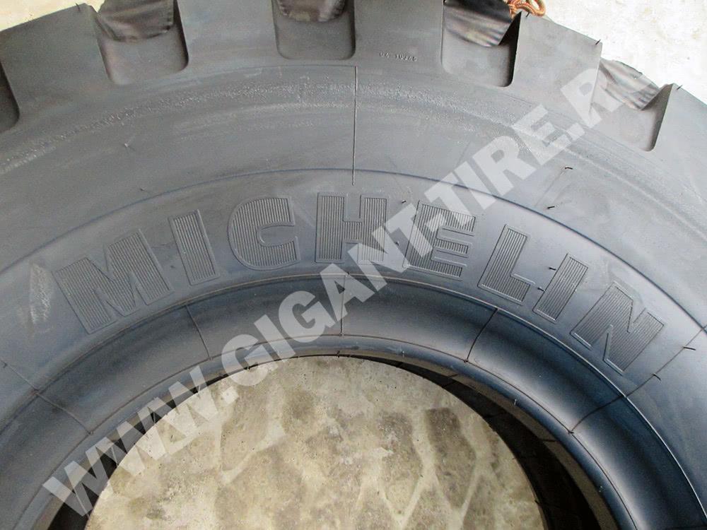 Новые шины Michelin 8.25 R15 X MINE D2 L5 на складе в Санкт-Петербурге