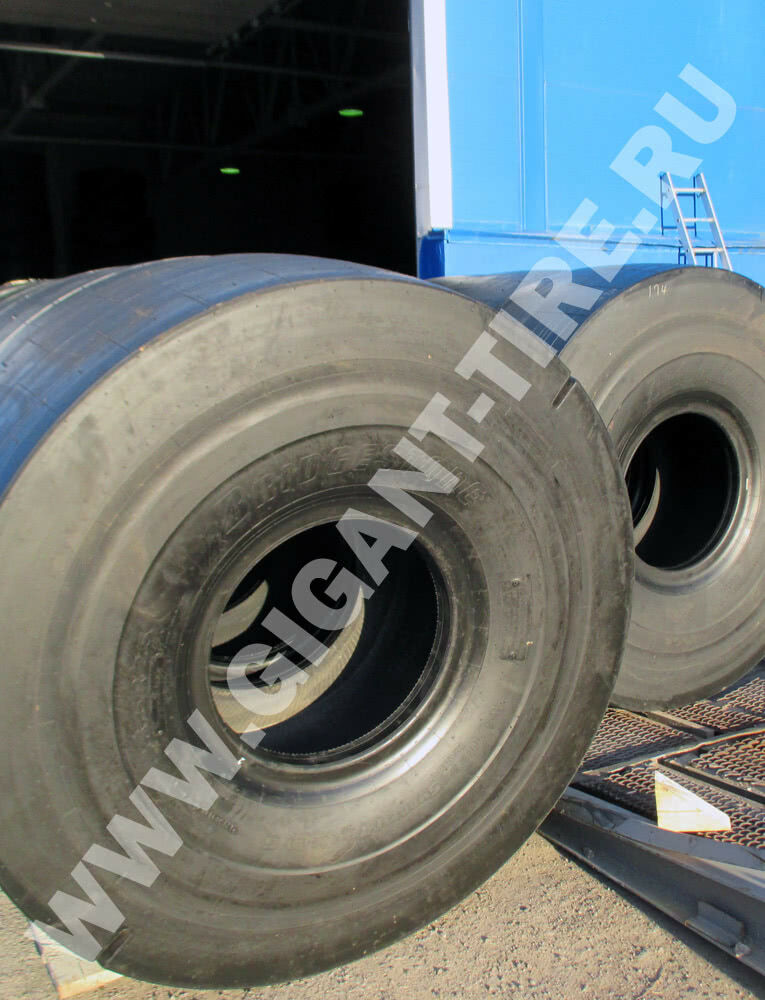 Шина для фронтального погрузчика Bridgestone 26.5R25 VSMS L-5S
