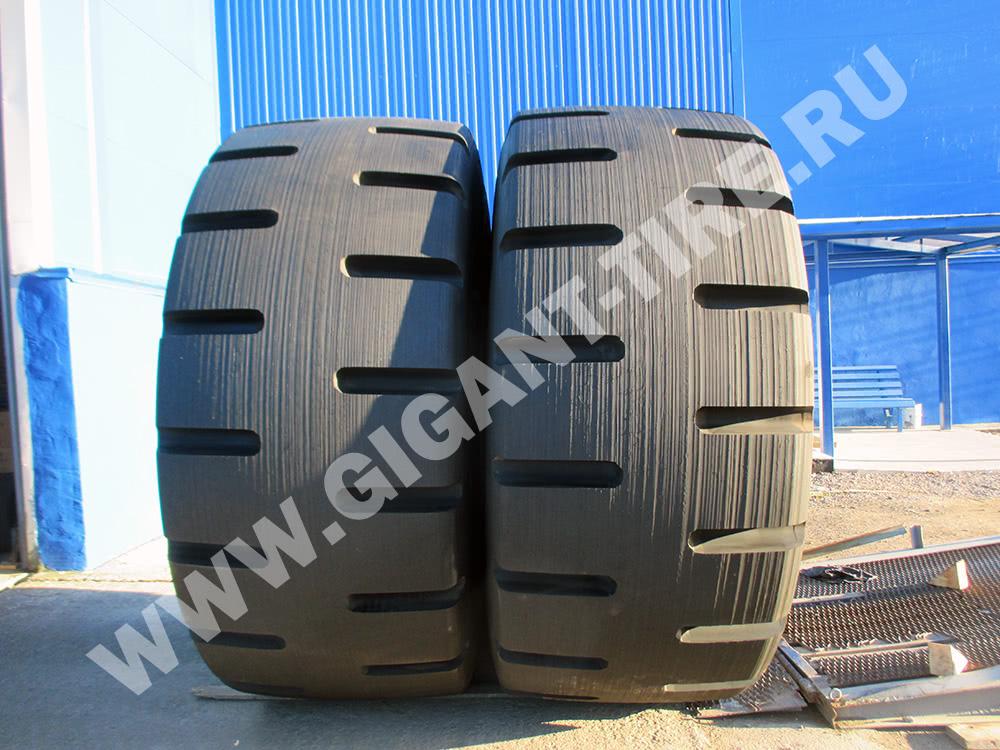 Восстановленные шины Bridgestone 45/65-45 D-LUG 2 L-5 для карьерных самосвалов