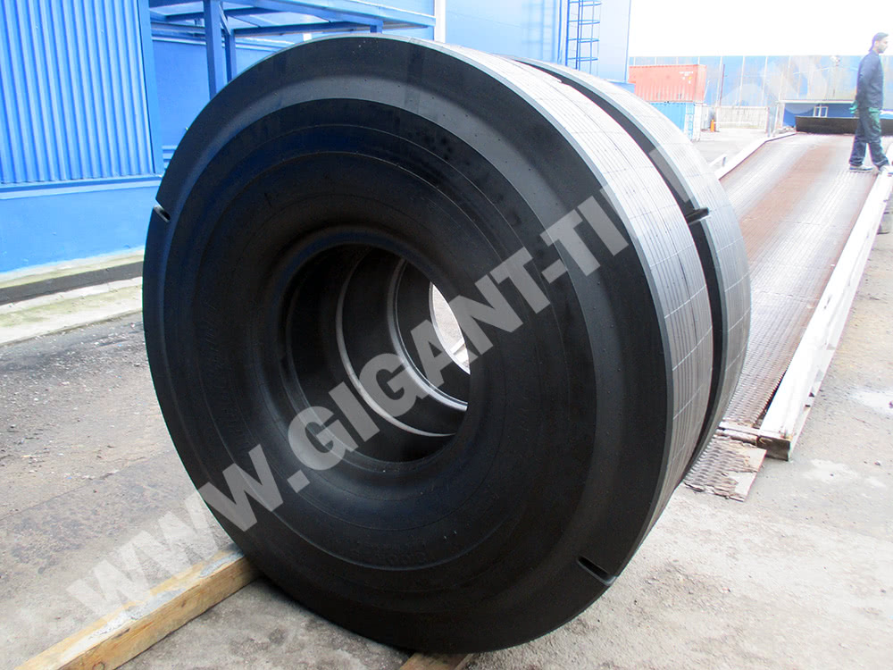 Новые шины Bridgestone 18.00 R25 VSMS L-5S на складе в Санкт-Петербурге