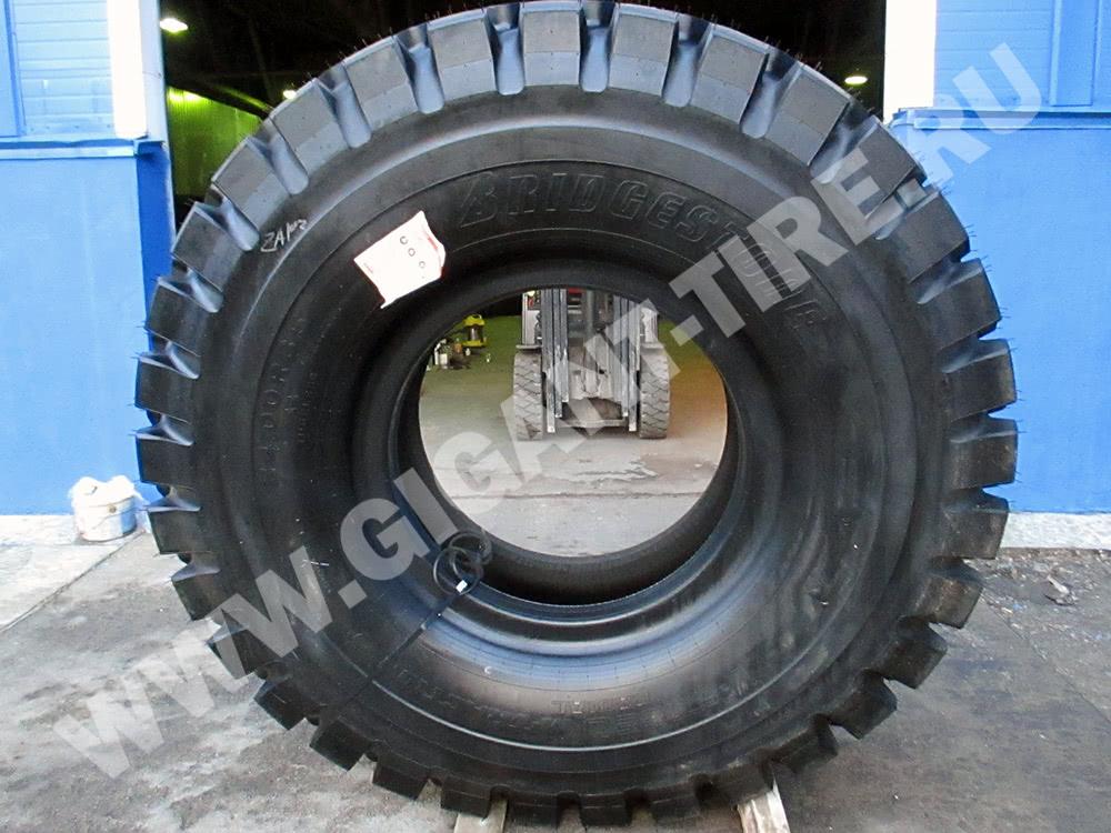 Японские шины Bridgestone 24.00 R35 VMTS E2A E-4