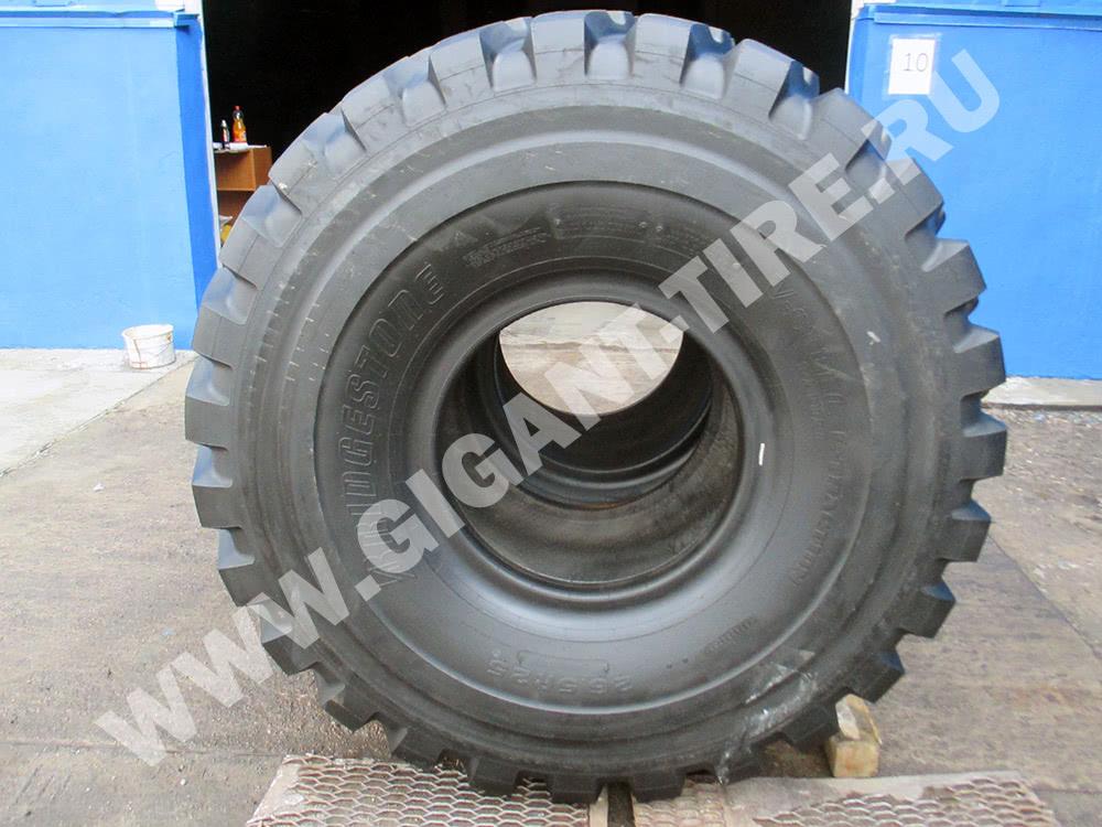 Шины Bridgestone 26.5 R25 VLT E3/L3
