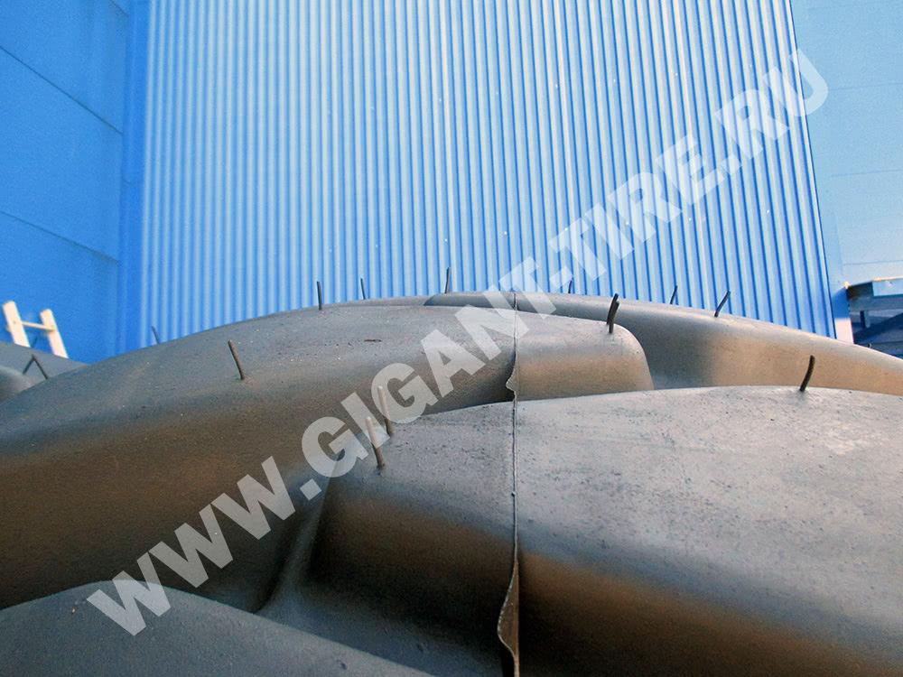 Новые шины Titan 26.5-25 LD250 L5 с усиками