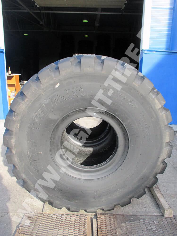 Новые шины Goodyear 29.5 R25 TL-3A+