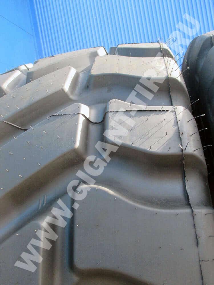 Goodyear 29.5 R25 TL-3A+ - новая резина на шинах