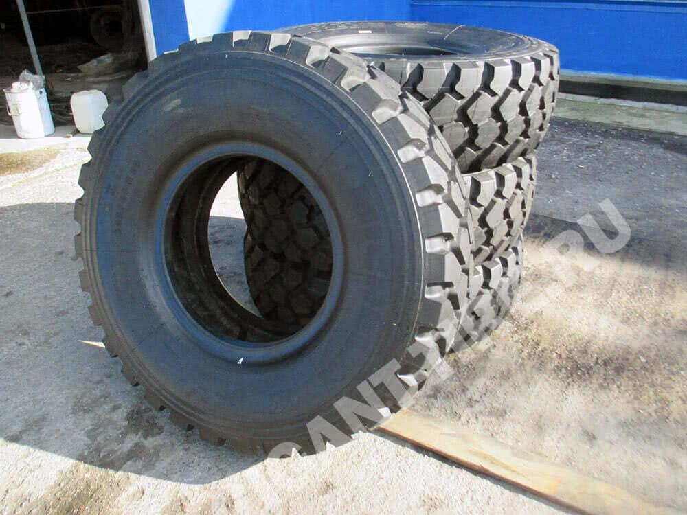 Новые грузовые шины Michelin 365/85 R20 XZL E-3