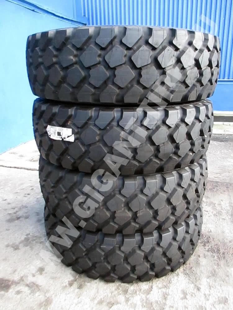 Новые грузовые шины Michelin 365/85 R20 XZL E-3 на складе в Санкт-Петербурге