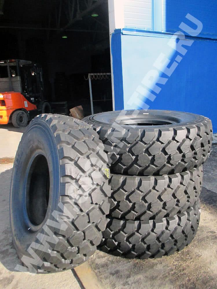 Новая грузовая резина Michelin 365/85 R20 XZL E-3 на складе в Санкт-Петербурге