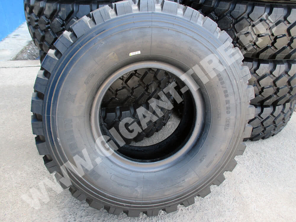 Шины Michelin 395/85 R20 XZL E-3 в Санкт-Петербурге