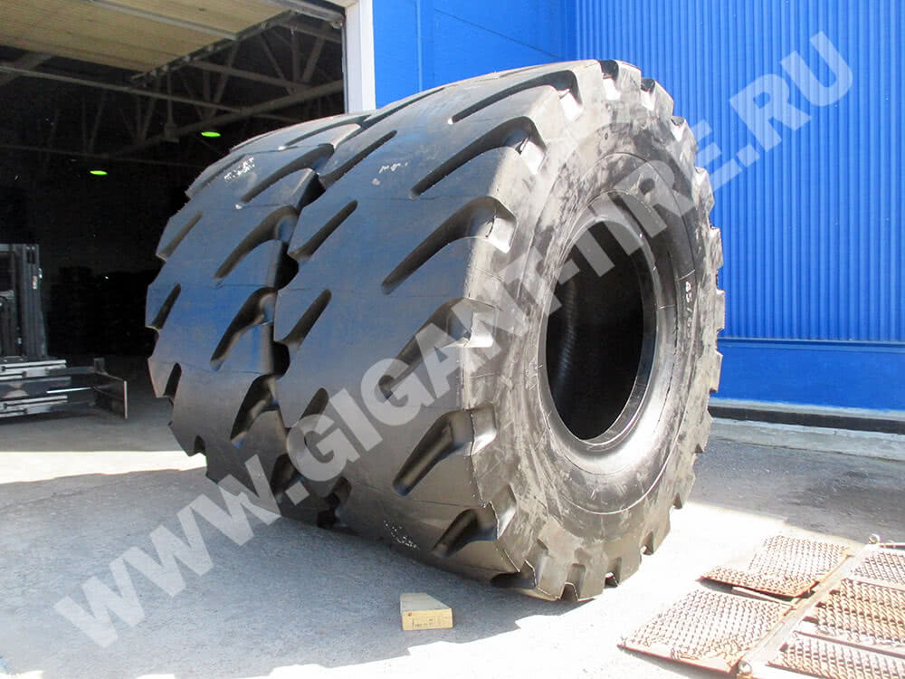 Новые шины Michelin 45/65R45 X Mine D2 L5R