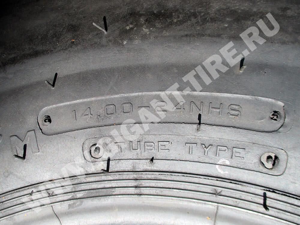 Размер шины Titan 14.00-24 NHS Super LCM E-4