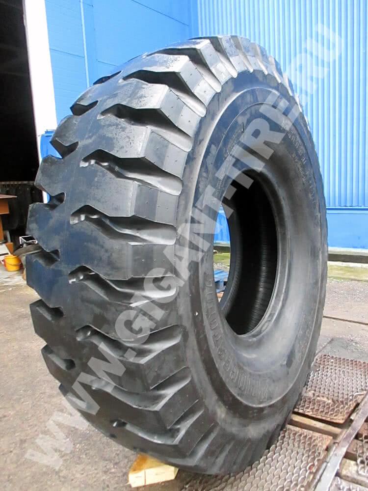 Новые шины 24.00 R35 Bridgestone VRLS E2A E-4 для карьерных самосвалов
