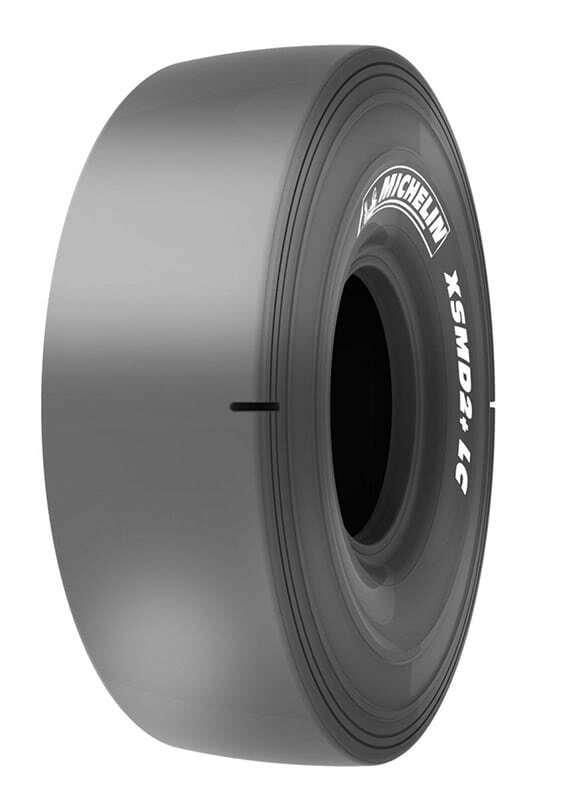 Шина Michelin XSM D2+ LC