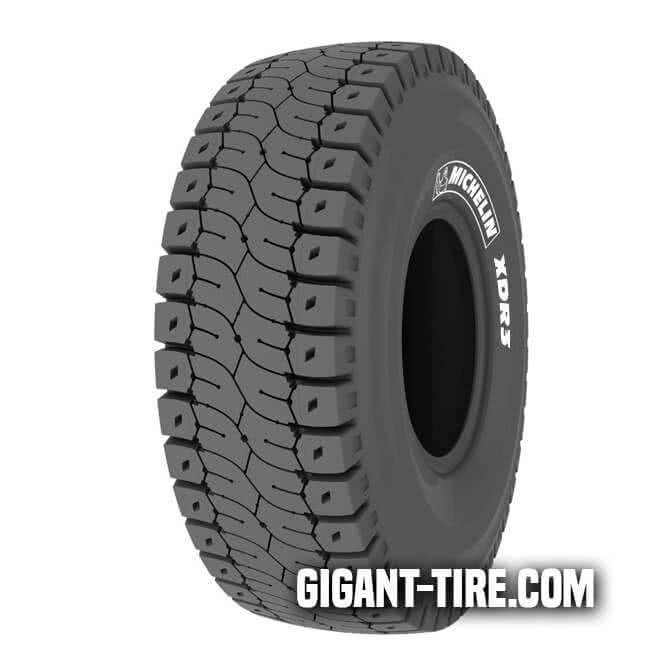 Michelin XDR3 - new OTR tires