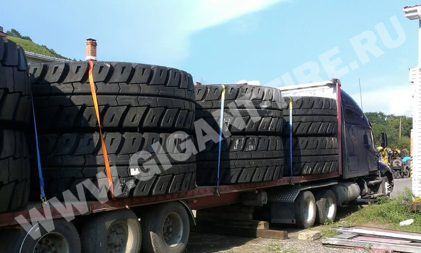 Новые шины 37.00R57 Michelin XDR