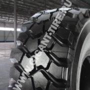 Рисунок протектора шины Michelin XADN+ E-3