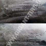Шина 37.00R57 Bridgestone VRLS E-4