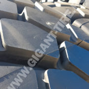 Блоки протектора шины 29.5R25 Tianli TUL-400 E-4/L-4