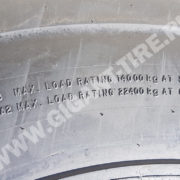 Нагрузка шины 29.5R25 Tianli TUL-400 E-4/L-4